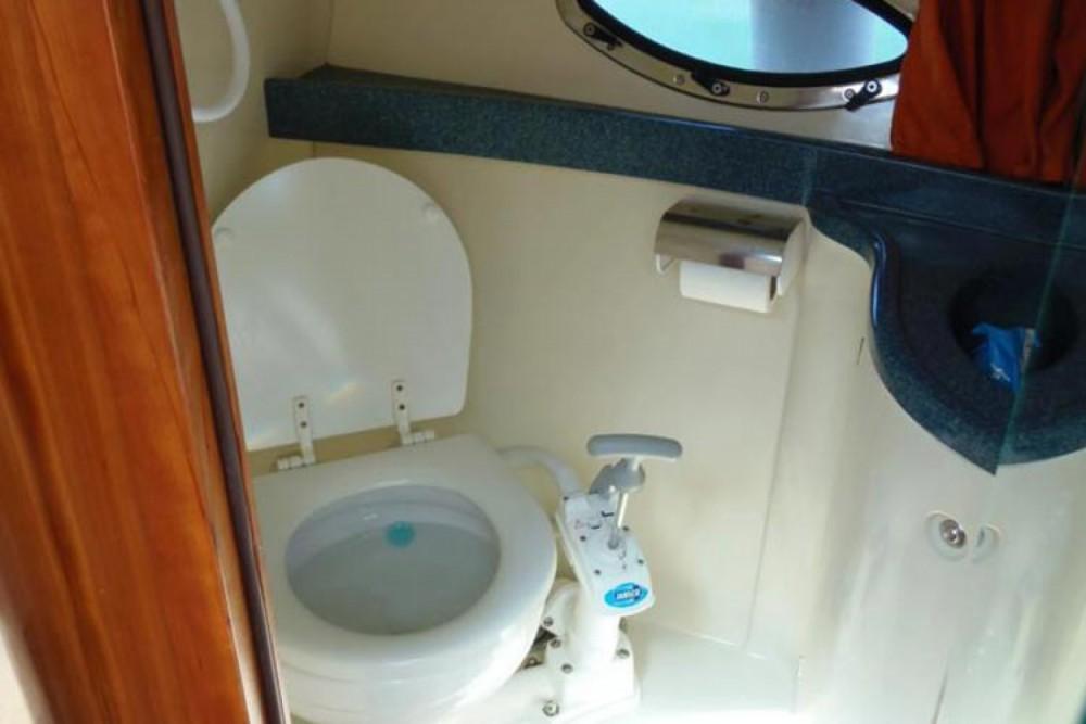 Boat rental Mahón cheap Rio 850 Day Cruiser