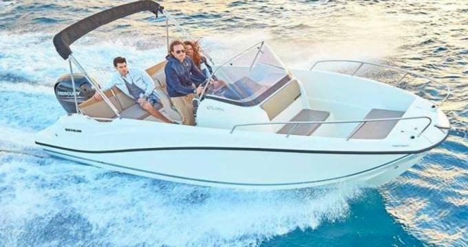 Rental yacht Mahón - Quicksilver Quicksilver 675 Activ Open on SamBoat