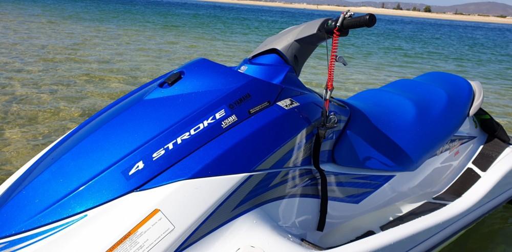 Jet Ski for rent Setúbal at the best price