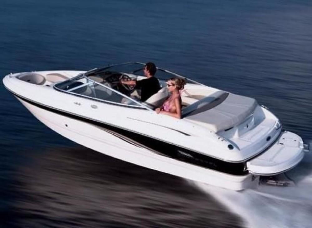 Boat rental Chaparral 190 SSI in Eivissa on Samboat