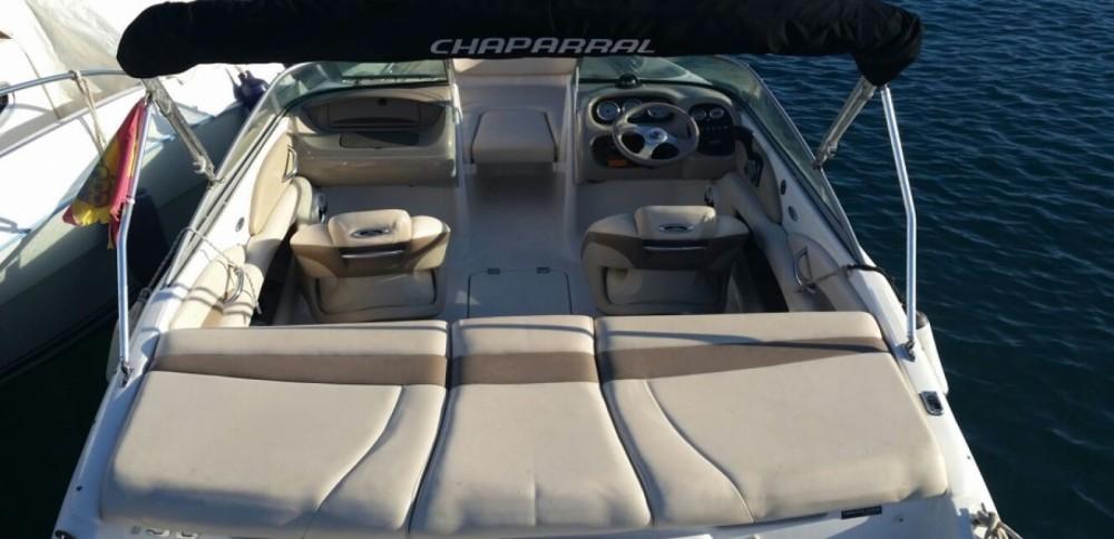 Rental Motor boat in Eivissa - Chaparral 190 SSI