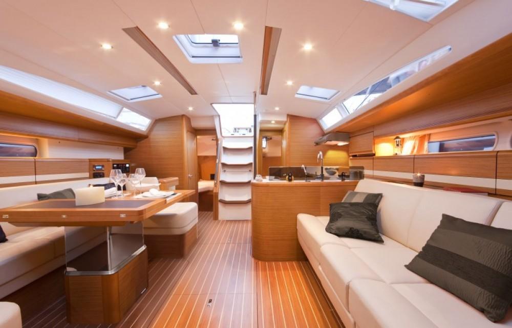 Rental Sailboat in Naples - Jeanneau Jeanneau 57