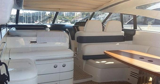 Boat rental Mahón cheap Princess V58