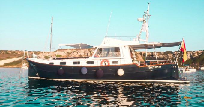 Rental Motorboat in Mahón - Llaut MENORQUIN 150
