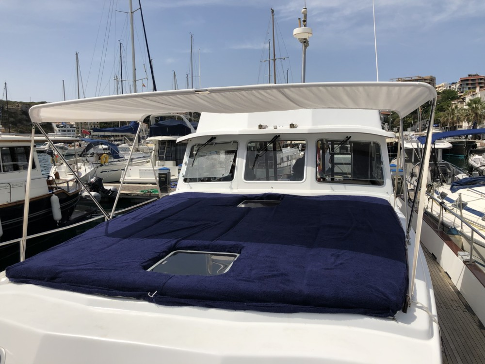 Rental Yacht Llaut with a permit