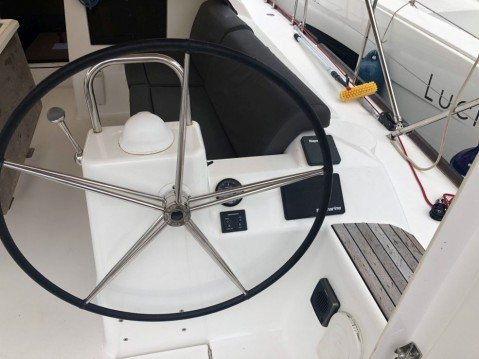 Boat rental Le Marin cheap Dufour 460 Grand Large