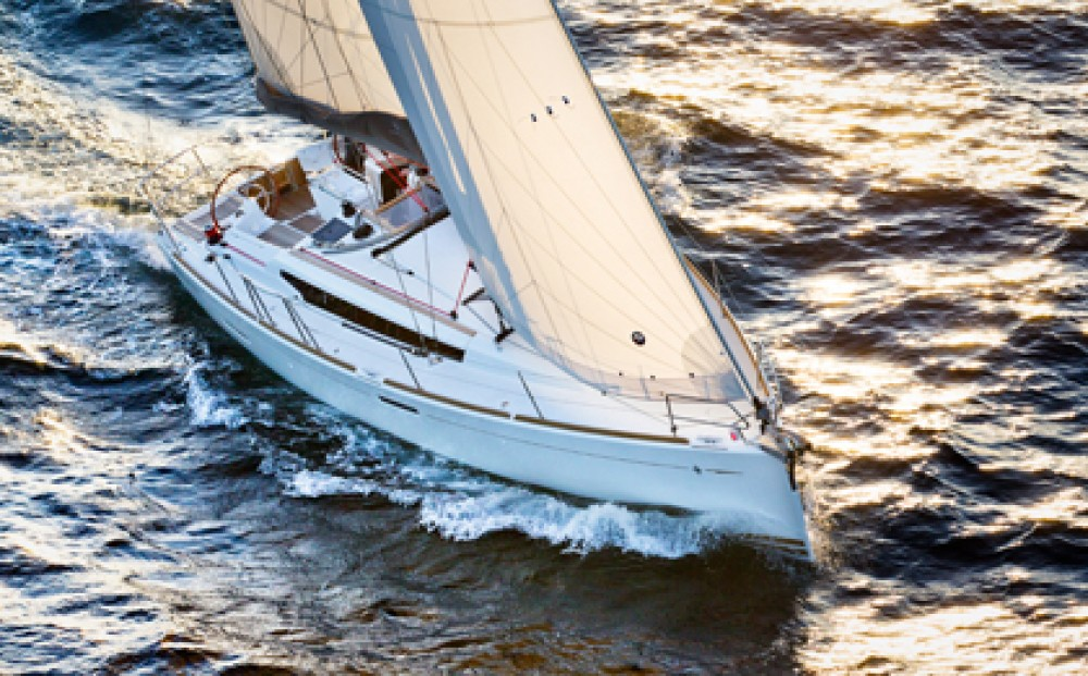 Jeanneau Sun Odyssey 379 between personal and professional Fort Lauderdale