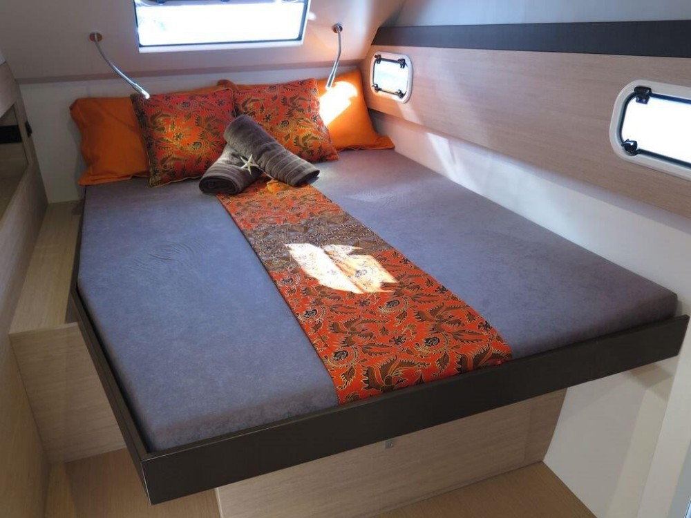 Catana Bali 4.3 Owner Version between personal and professional