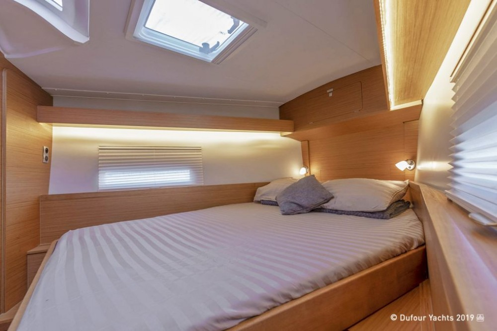 Boat rental Dufour-Yacht Dufour 430 in  on Samboat