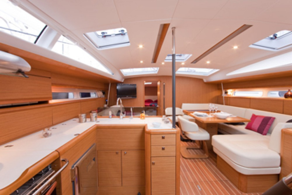 Sailboat for rent Annapolis at the best price