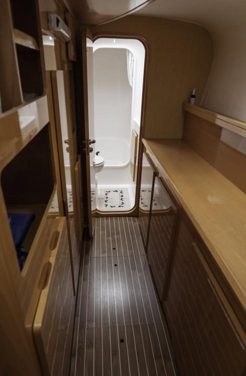 Boat rental Corfu cheap Privilege 37