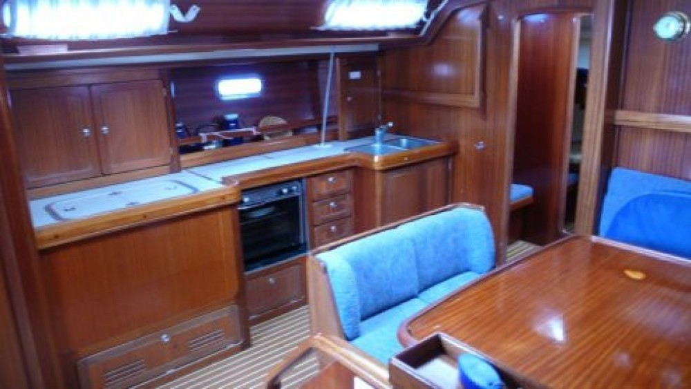Boat rental Corfu cheap Bavaria 47