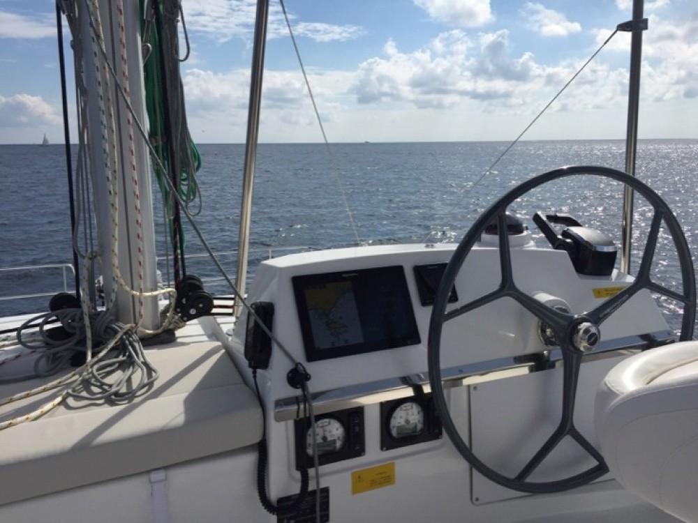 Rental yacht Salerno - Bali Catamarans Bali 4.3 on SamBoat