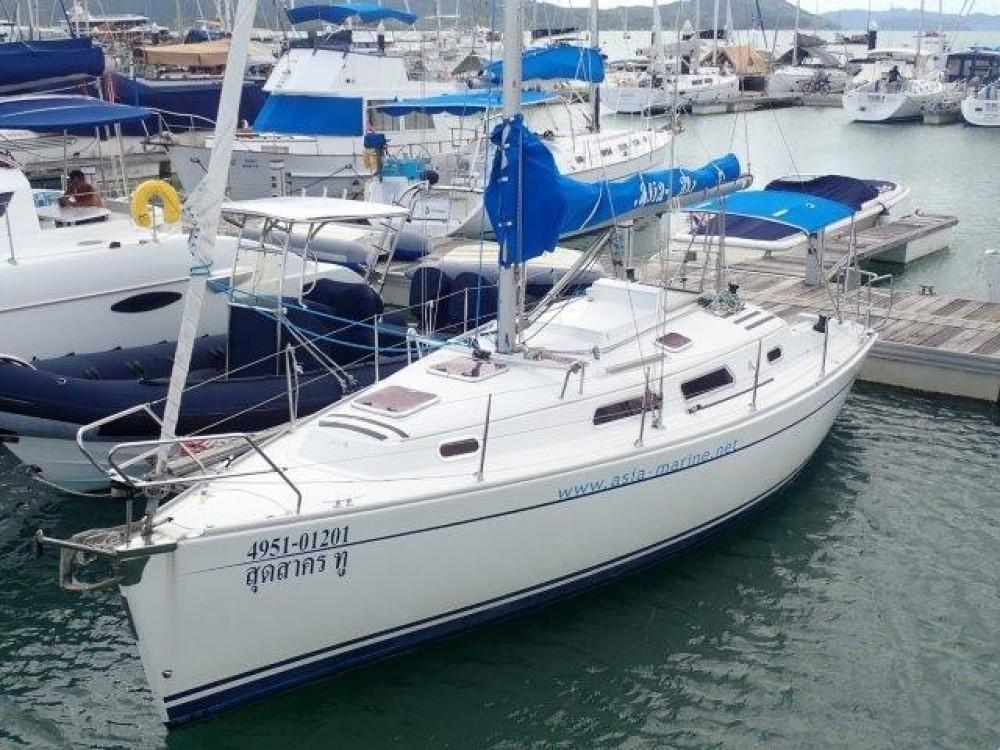 Boat rental Hanse Hanse 315 in  on Samboat