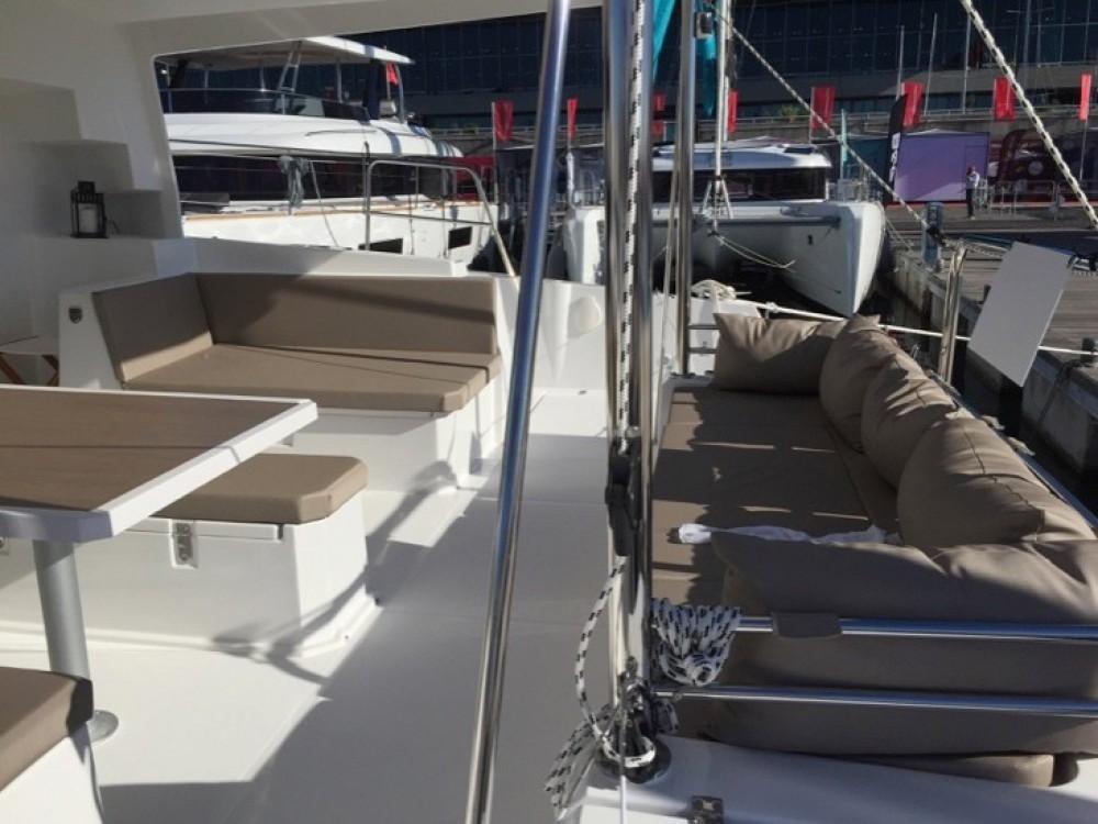 Rental Catamaran in Palermo - Catana Bali 4.5
