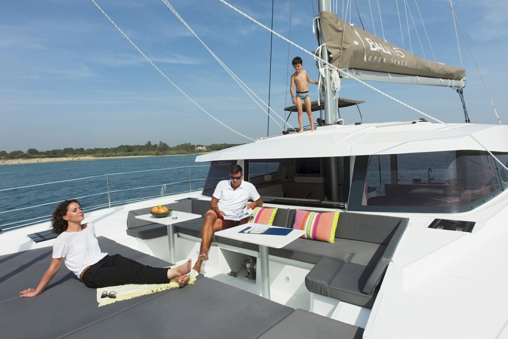 Rental yacht Palermo - Catana Bali 4.5 on SamBoat