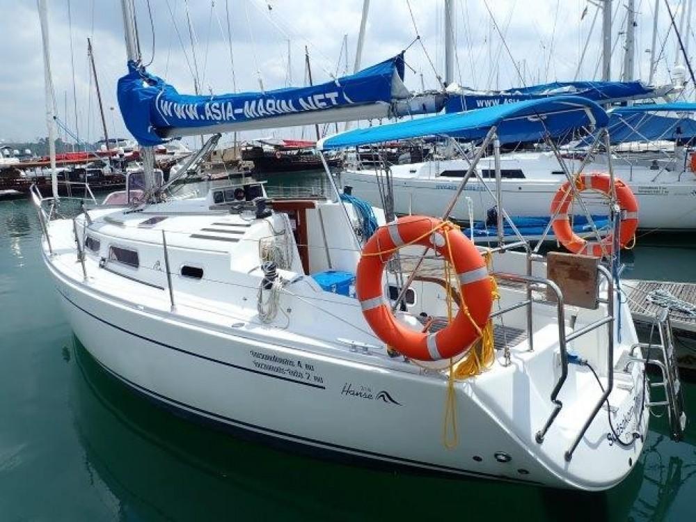 Rental yacht  - Hanse Hanse 315 on SamBoat