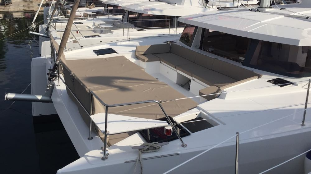 Hire Catamaran with or without skipper Catana Capo d'Orlando