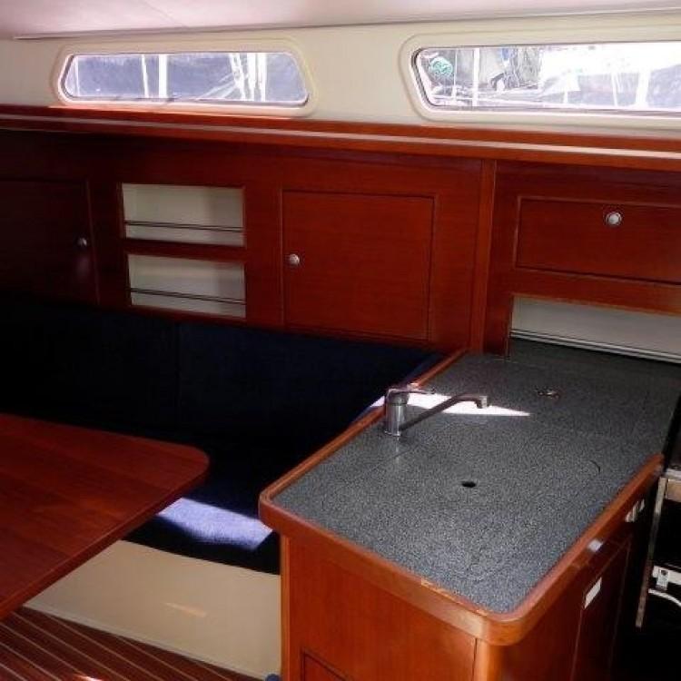 Boat rental  cheap Hanse 315