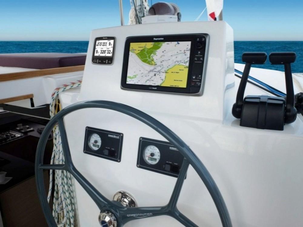 Rental Catamaran in Capo d'Orlando - Catana Bali 4.5