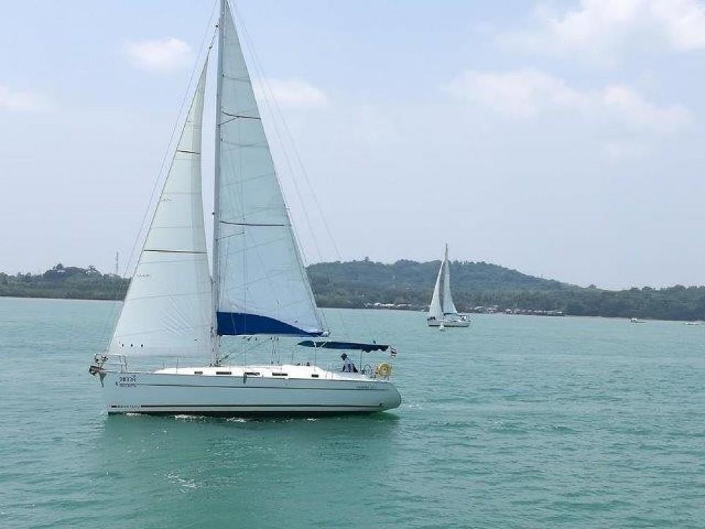 Boat rental Bénéteau Cyclades 39.3 in Phuket on Samboat