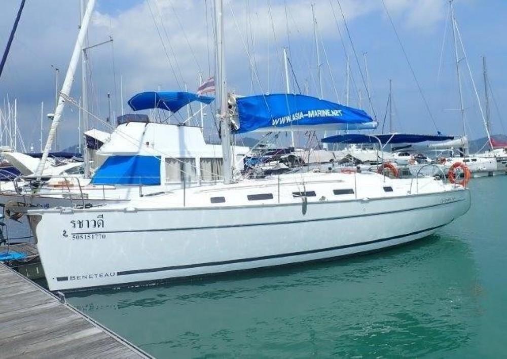 Rent a Bénéteau Cyclades 39.3 Phuket
