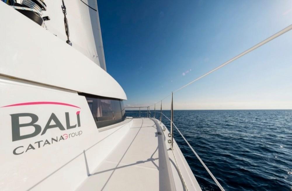 Rental Catamaran in Capo d'Orlando - Bali Catamarans Bali 4.1
