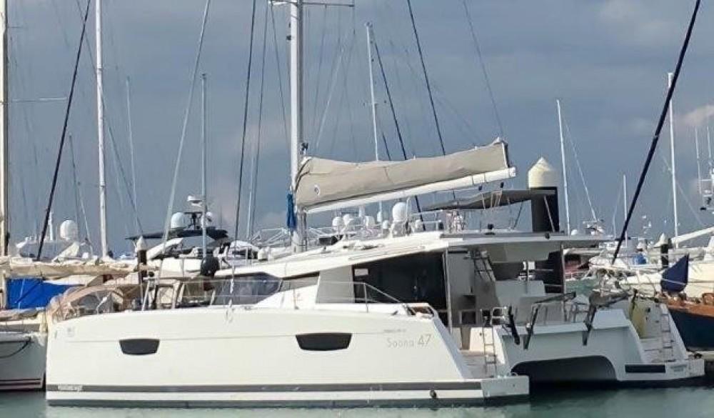 Boat rental Phuket cheap Saona 47