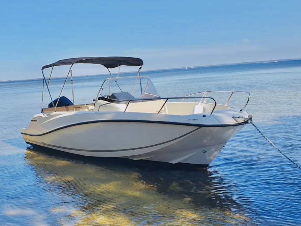 Hire Motorboat with or without skipper Quicksilver La Teste-de-Buch