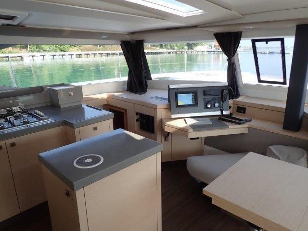 Rental yacht Phuket - Fountaine Pajot Saona 47 on SamBoat