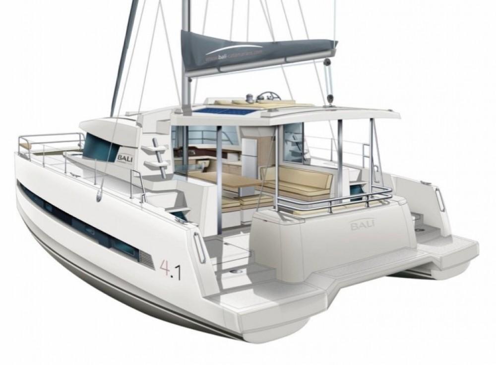 Bali Catamarans Bali 4.1 between personal and professional Salerno