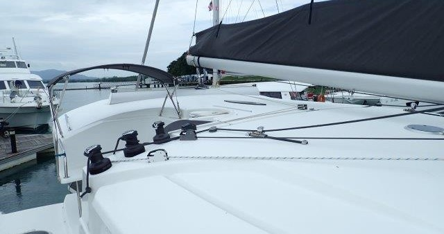 Rental Catamaran in Phuket - Fountaine Pajot Lipari 41