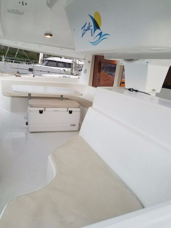 Rental Catamaran in Narganá - Fountaine Pajot Salina 48