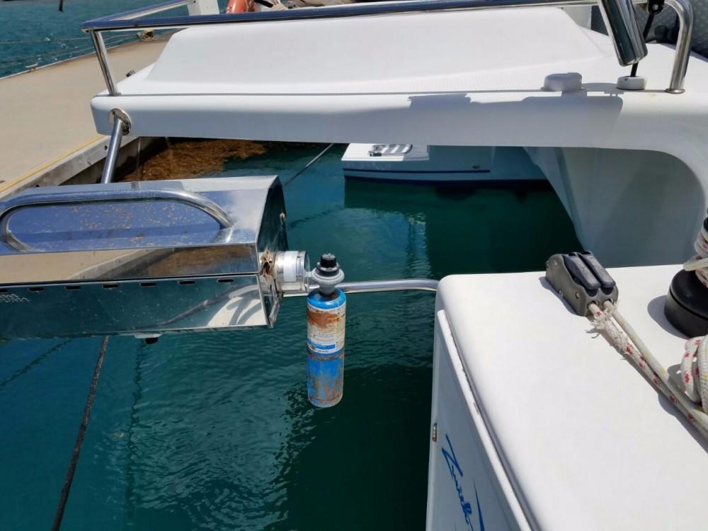 Boat rental Narganá cheap Salina 48