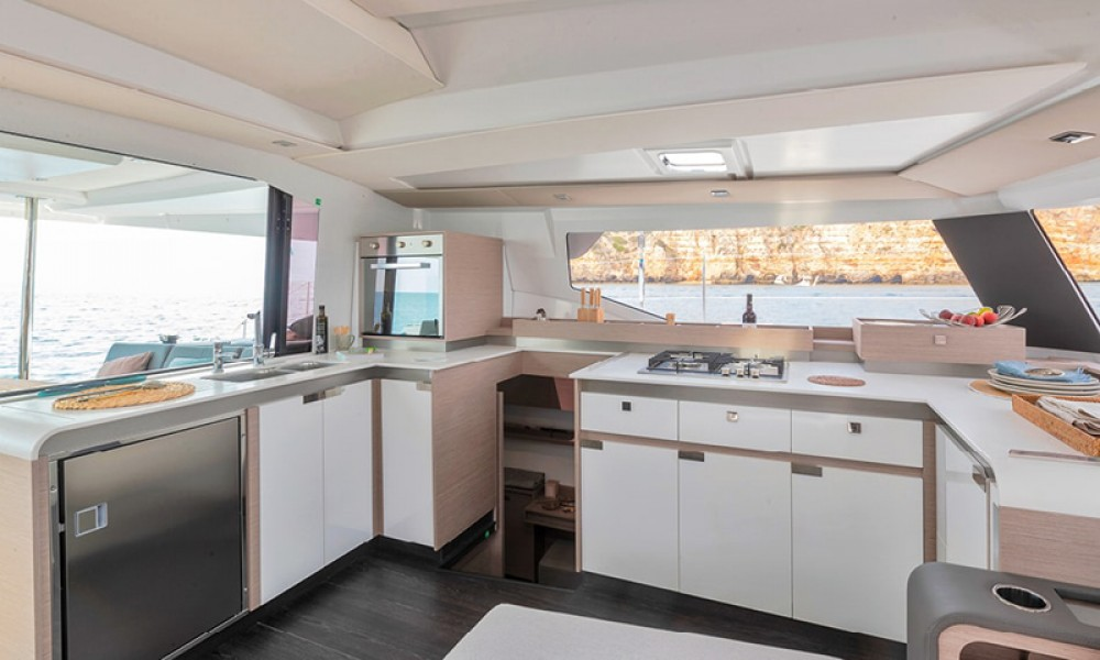 Hire Catamaran with or without skipper Fountaine Pajot Volos Municipality
