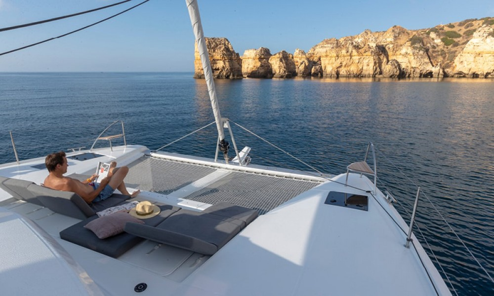 Rent a Fountaine Pajot Fountaine Pajot 45 Volos Municipality