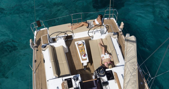 Rent a Dufour Dufour 460 Grand Large Mykonos (Island)