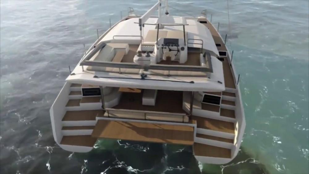 Boat rental Dufour Dufour 48 in Tourlos on Samboat