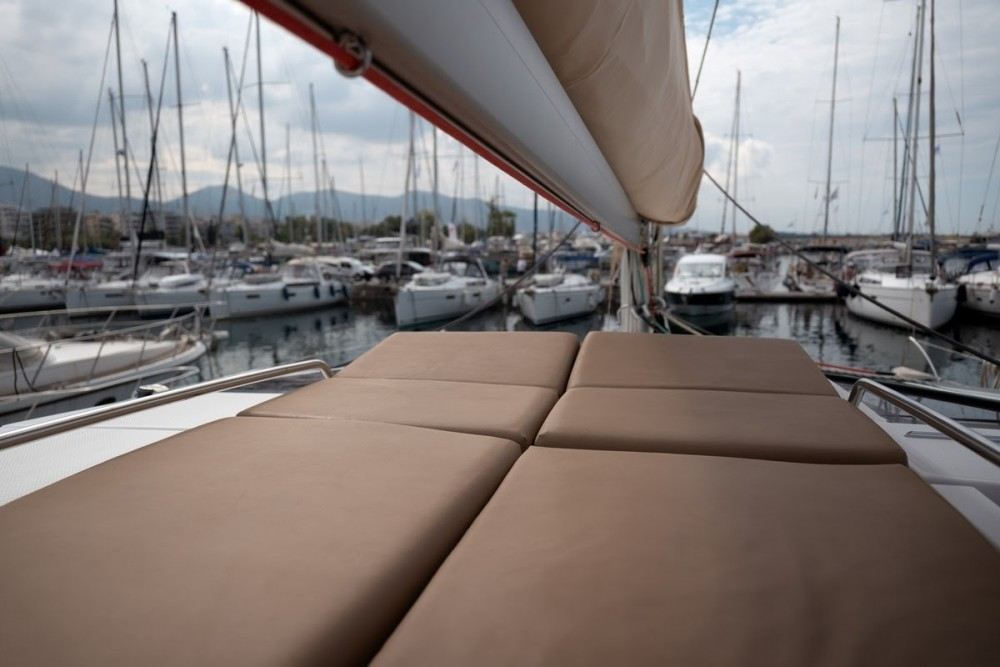 Hire Catamaran with or without skipper Fountaine Pajot Athens