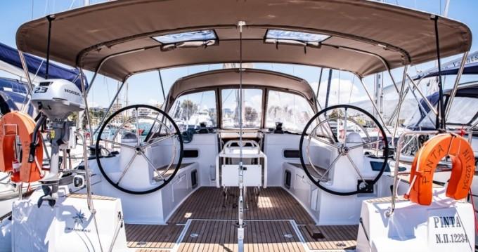 Rental yacht Kos - Jeanneau Sun Odyssey 519 on SamBoat