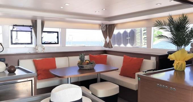 Rental yacht Mykonos (Island) - Lagoon Lagoon 450 F on SamBoat
