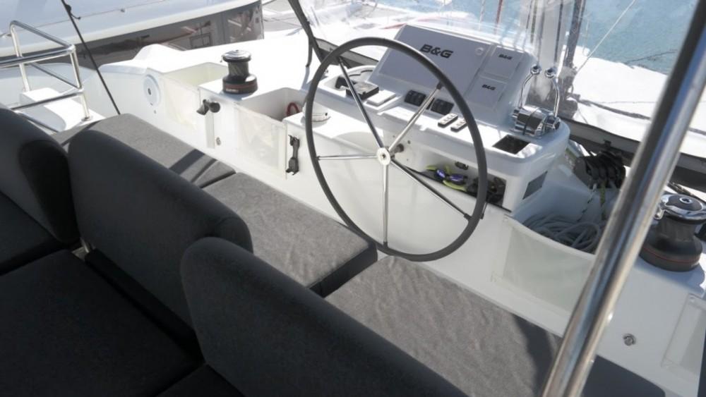 Rental yacht Athens - Lagoon Catamaran Lagoon 50 on SamBoat
