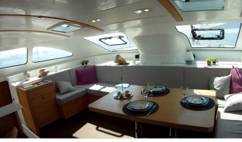 Boat rental Cartagena cheap Nautitech 482