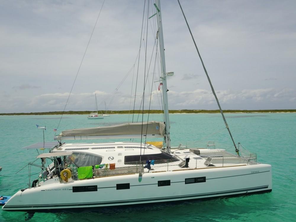 Rent a Nautitech Nautitech 482 Cartagena