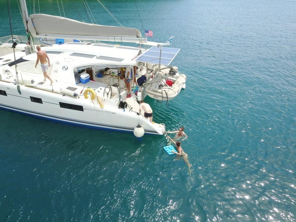 Rental Catamaran in Cartagena - Nautitech Nautitech 482