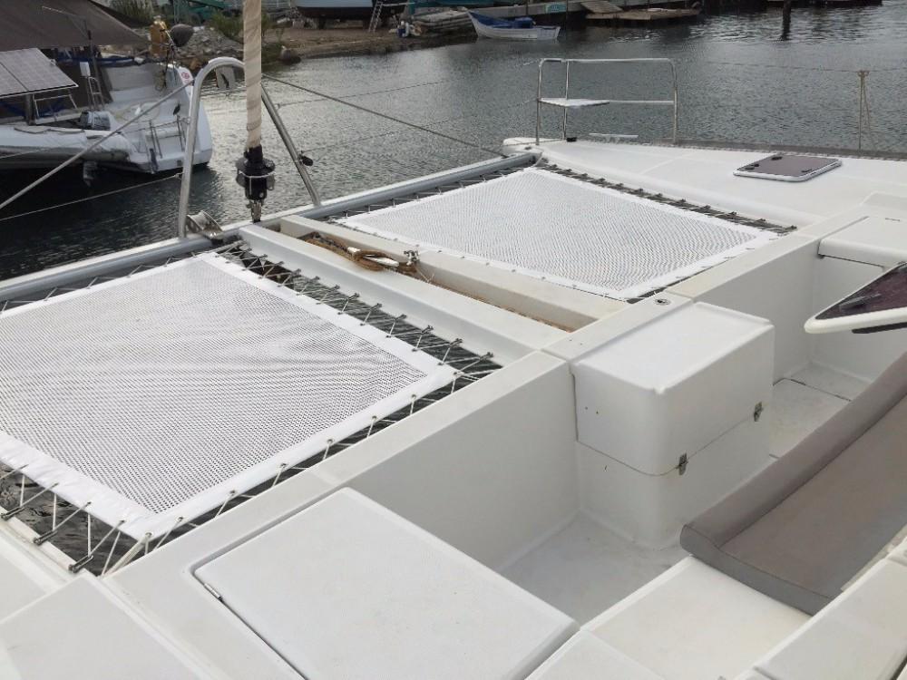 Boat rental Cartagena cheap Lagoon 440