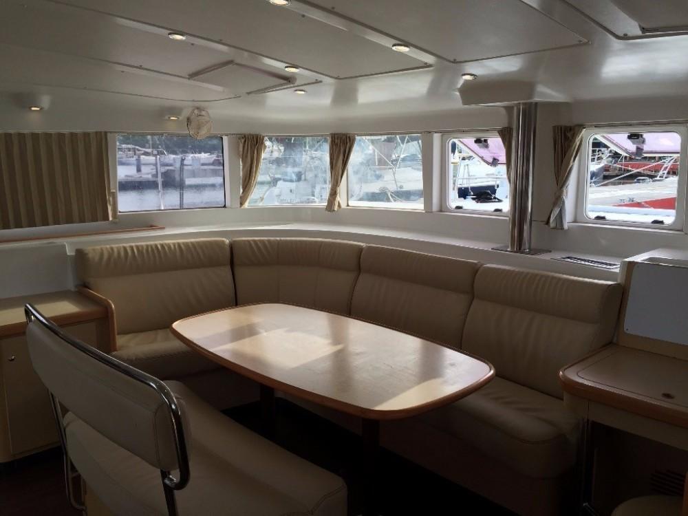 Rental Catamaran in Cartagena - Lagoon Lagoon 440