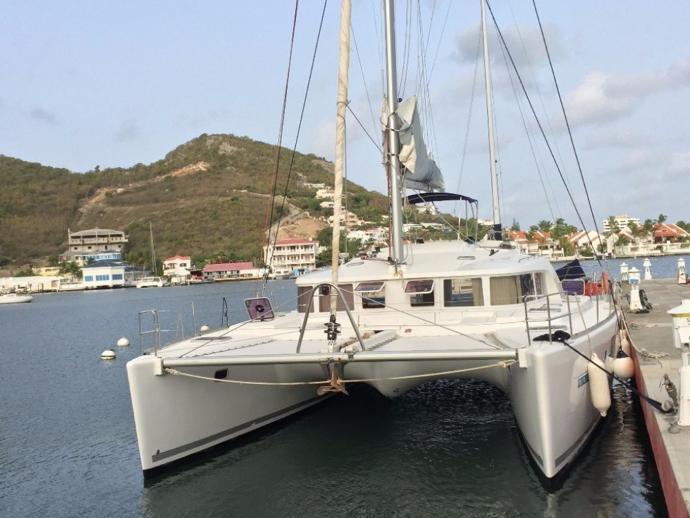 Hire Catamaran with or without skipper Lagoon Cartagena