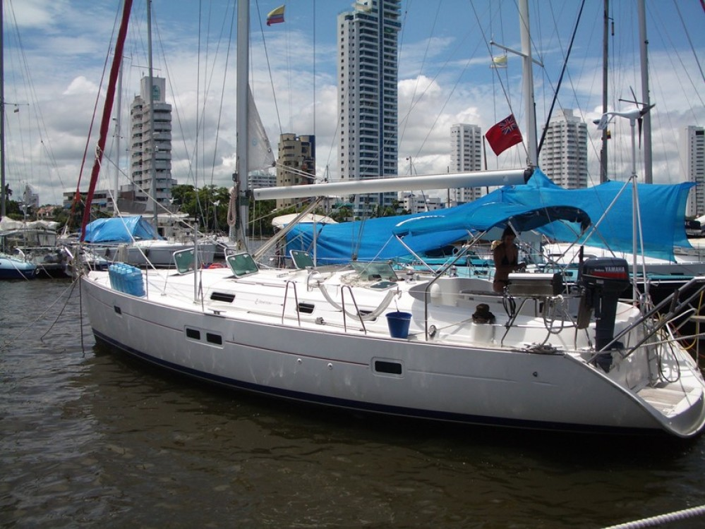 Hire Sailboat with or without skipper Bénéteau Cartagena
