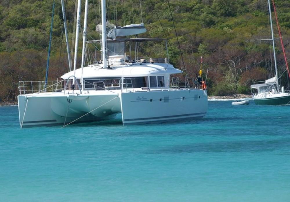 Rent a Lagoon Lagoon 560 Martinique